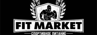 Магазин спортивного питания «Fit-Market»